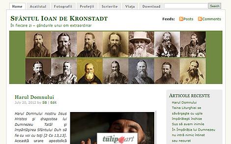 Blogul Sfantului Ioan de Kronstadt