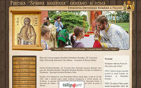 Parohia Genzano Italia