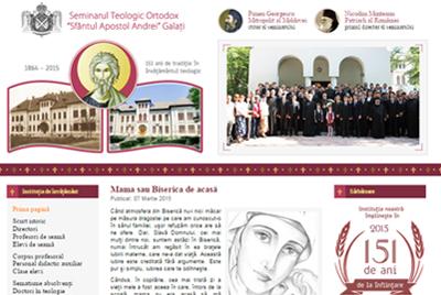 seminarul teologic galati