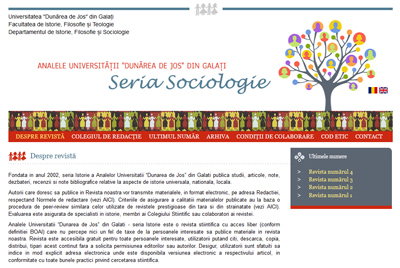 Seria-Sociologie