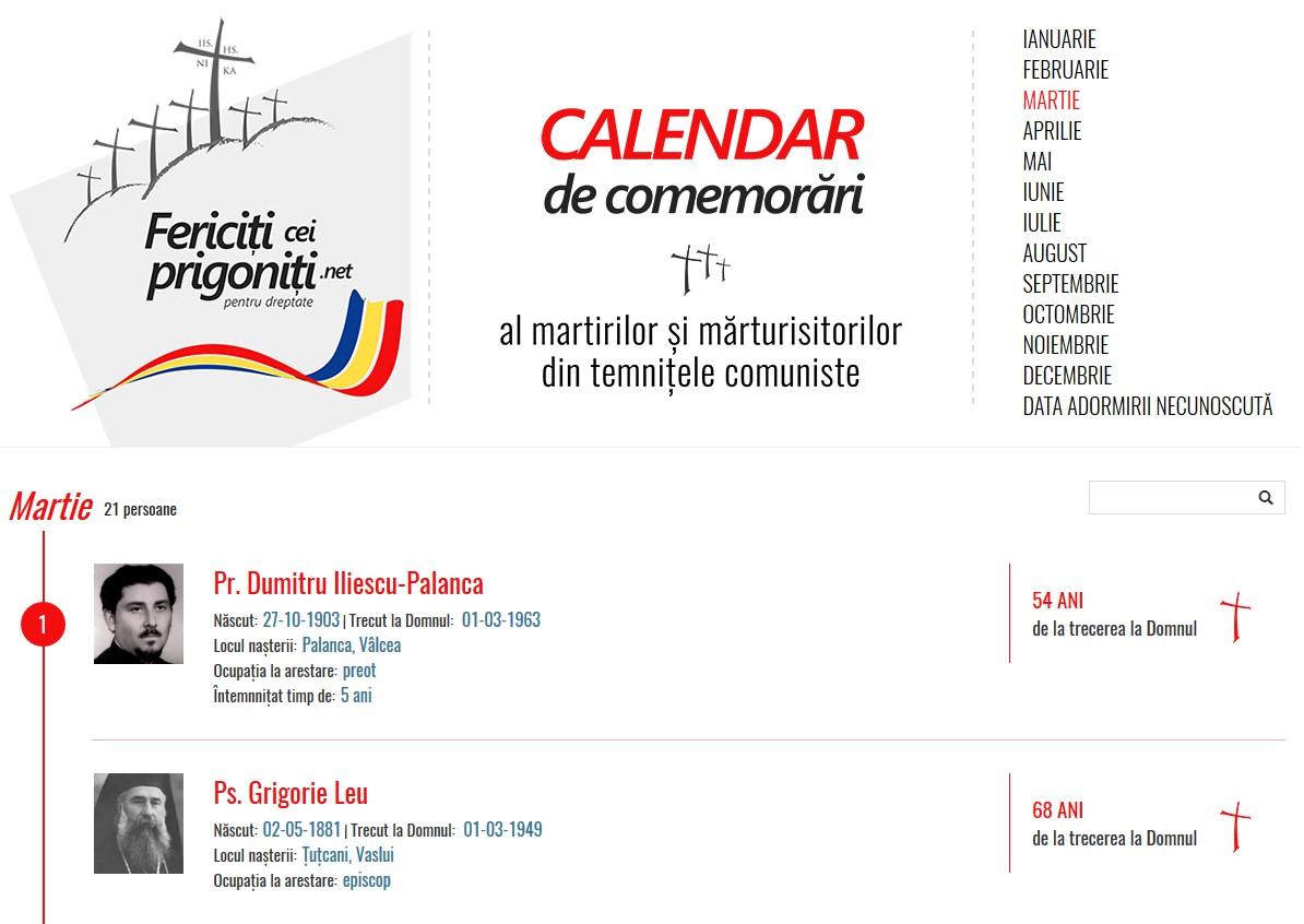 Calendarul FCP