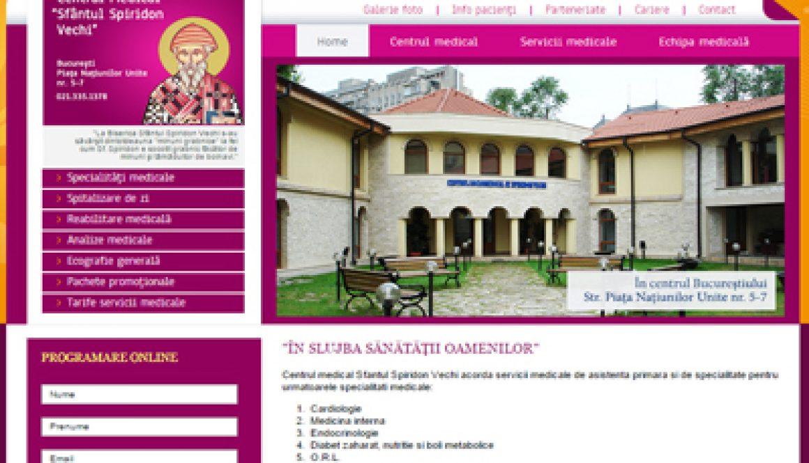 Centrul-Medical-Sfantul-Spiridon-Vechi