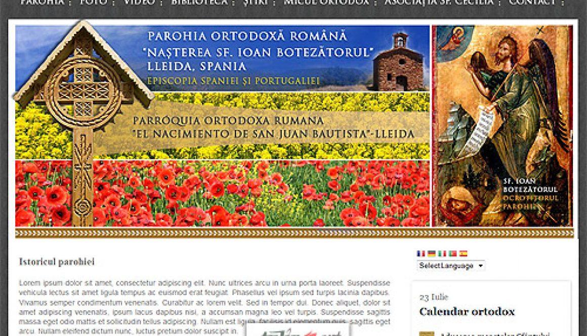 Parohia Lleida Spania