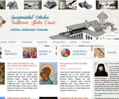 Centrul Bisericesc Roman Ortodox Munchen