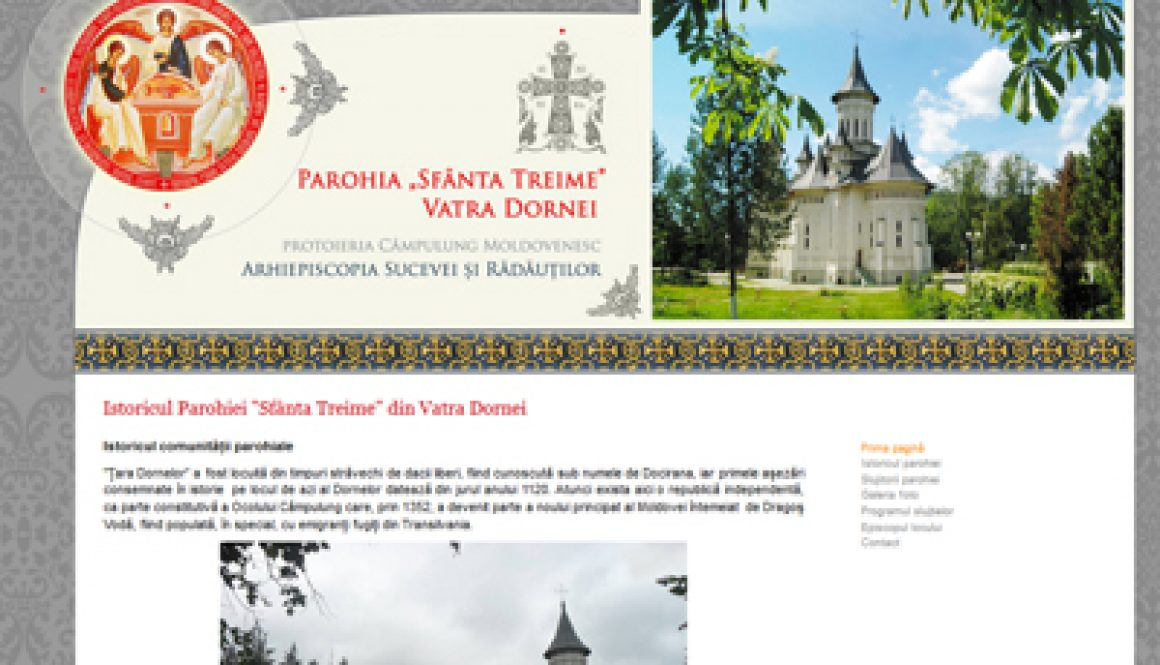 Catedrala Vatra Dornei