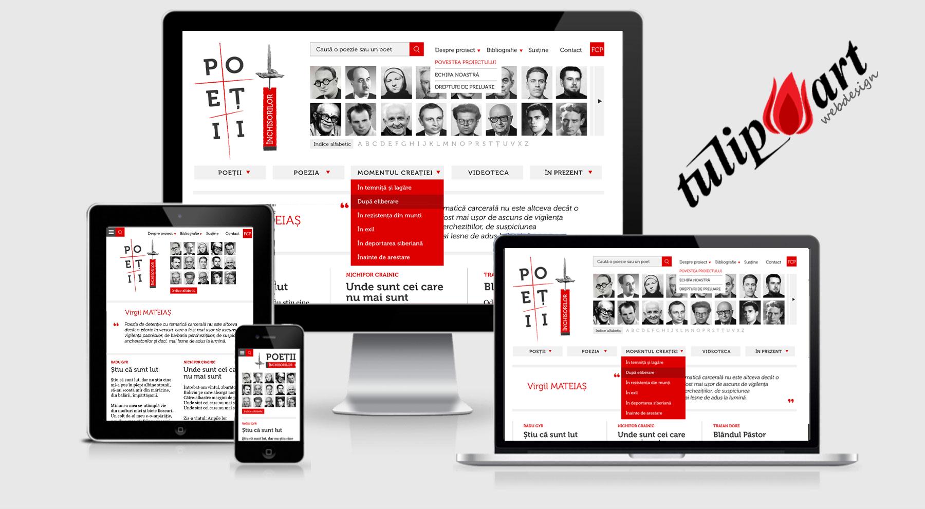 Webdesign - Site-uri de prezentare